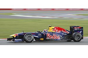F1 British Grand Prix, Silverstone 2011 Mark Webber Red Bull-Renault