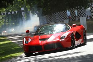 Ferrari LaFerrari 2015 Red & black
