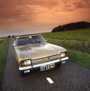 Ford Capri British