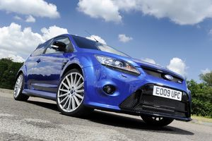 Ford Focus RS Britain