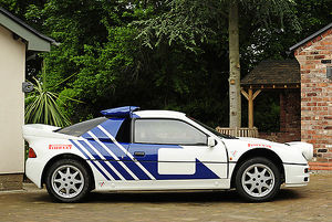 Ford RS200 1989 White & blue