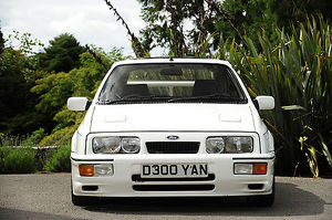 Ford Sierra RS Cosworth , 1987, White