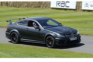 car photo library/mercedes benz/goodwood festival speed 2012 mercedes benz c63