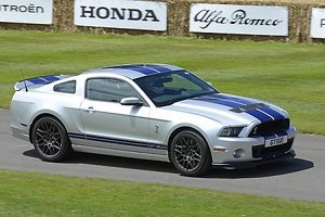 Goodwood Festival of Speed 2012 Shelby Mustang GT500, 2012