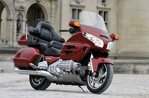 Honda Goldwing Japan