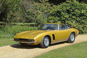 Iso Grifo Series 2 1971 Gold