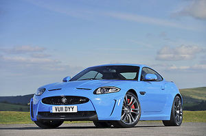 Jaguar XKR-S Britain