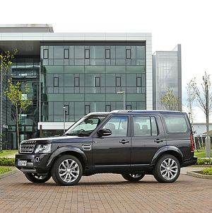 Land Rover Discovery XXV Special Edition 2014 Black