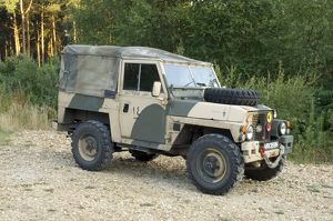 Land Rover Lightweight Series 3