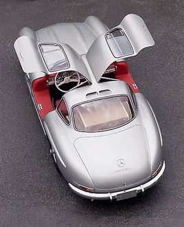 Mercedes-Benz 300SL Alloy Gullwing
