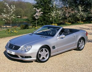 <b>Mercedes-Benz</b><br>Selection of 500 items