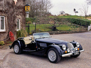 Morgan Plus 8 Britain