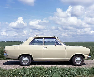 Opel Kadett B Germany