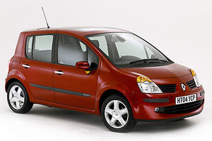 Renault Modus 1.4 2004 Red