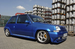 Renault R5 Turbo Conversion