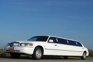 Stretched Limousine Ford Lincoln
