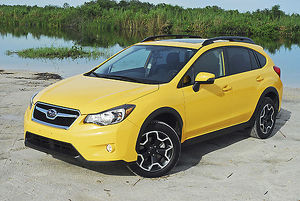 Subaru XV CrossTrak 20 Premium 2015 Yellow