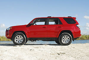 Toyota 4Runner 4x4 Trail Premium V6 (SUV) 2015 Red