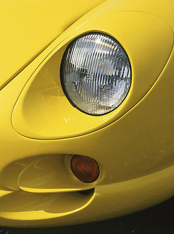 TVR Cerbera 4.2 1997 Yellow
