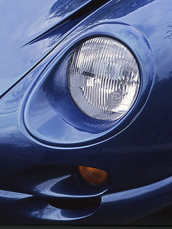 TVR Chimaera 4.5 1998 Blue light