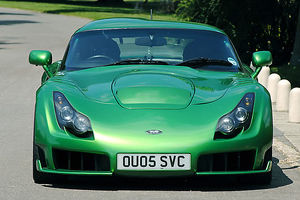 TVR Sagaris Britain