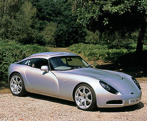TVR T350t Britain