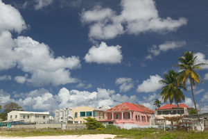 BARBADOS, Bridgetown, Beach Houses, Carlisle Bay