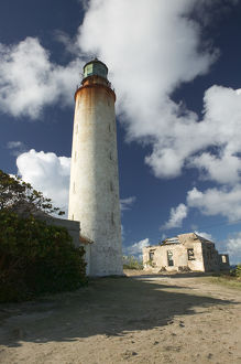 BARBADOS, East Coast, East Point, East Point Lighthouse