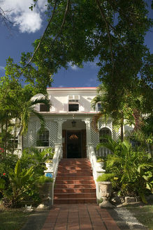 BARBADOS, East Coast-Sunbury, Sunbury Plantation House, Museum (b. 1670)