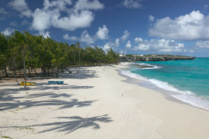 BARBADOS, South East Coast, Long Bay, Harrismith Beach
