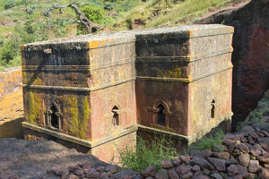 africa/biete ghiorgis house st george rock hewn churches