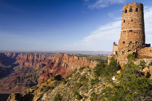 places/desert view watchtower grand canyon national park