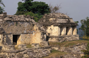 <b>Pre-Hispanic City and National Park of Palenque</b><br>Selection of 2 items