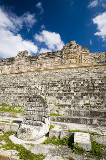 <b>Pre-Hispanic Town of Uxmal</b><br>Selection of 255 items