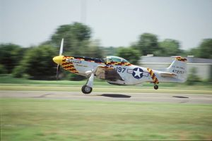 north american p 51 d mustang fighter