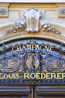 portico wrought iron entrance door champagne louis