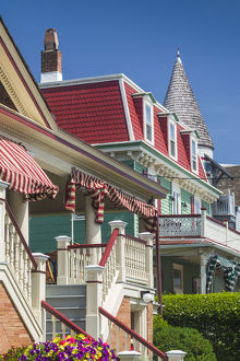 architecture/usa new jersey cape may victorian house