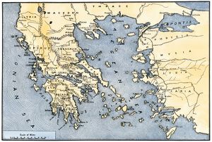 Ancient Greek empire