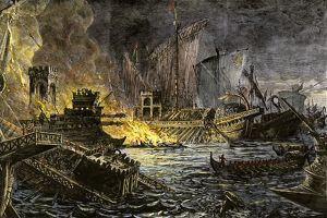 Battle of Actium, 31 BC
