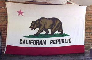 Bear Flag of the California Republic