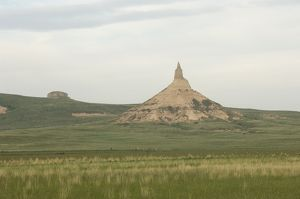Chimney Rock, Nebraska