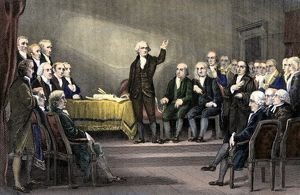 Debating the US Constitution, 1787