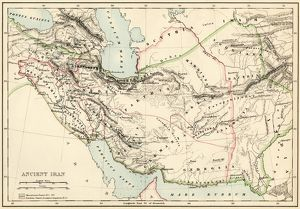 Extent of the Persian empire