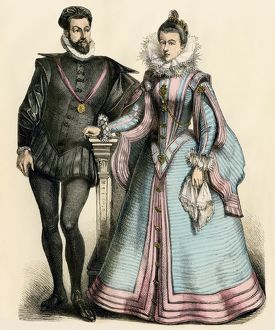 French nobility of the 1500s