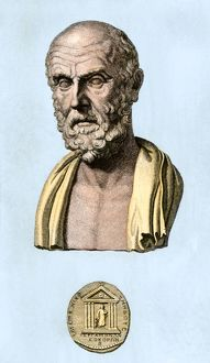 "Hippocrates, the ""Father of Medicine"""