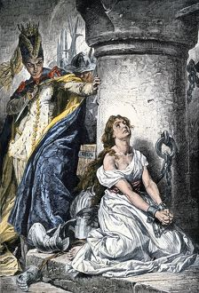 Joan of Arc in prison