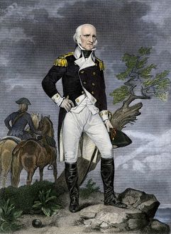 John Stark in the Revolutionary War