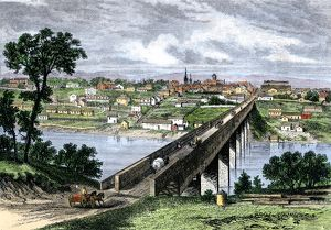 Knoxville, Tennessee, 1870s