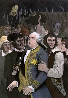 Louis XVI in the French Revolution