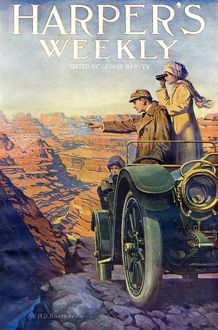 Seeing the Grand Canyon by car, 1911